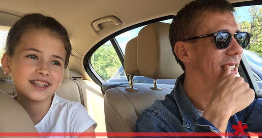 Панин с дочкой прокомментиро…