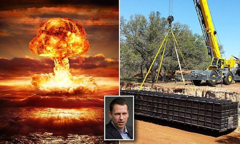 Зачем американские миллиардеры строят себе ядерные бункеры?