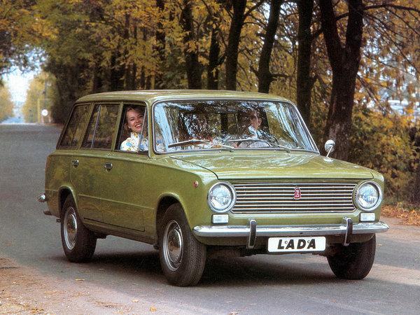 ВАЗ 2102. Мечта советского дачника