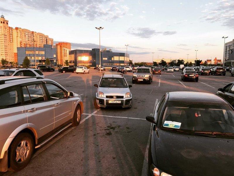 """Из серии """"Мне одного места мало"""" автомир, мне так удобно, олени, парковка, плевать на всех"""