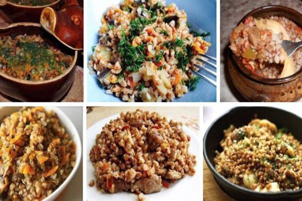 9 вкуснейших блюд с гречкой