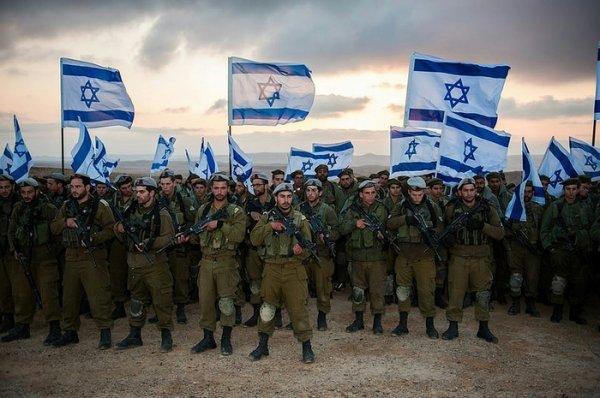 Израиль вступает в сирийскую войну