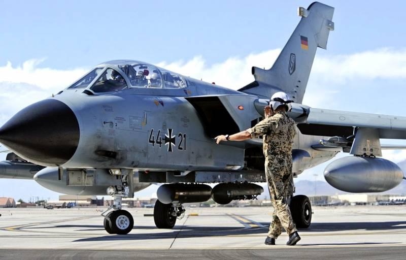 Бескрылое Люфтваффе: почему военная авиация Германии прикована к земле