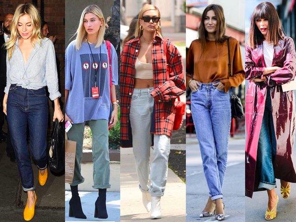 Как носить джинсы этим летом? Простые советы, как выглядеть стильно