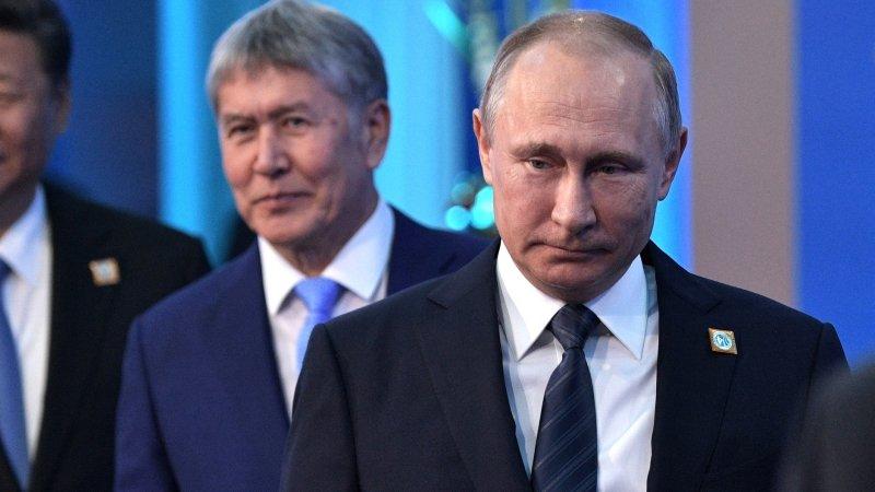 Путин рассказал, кого «остав…