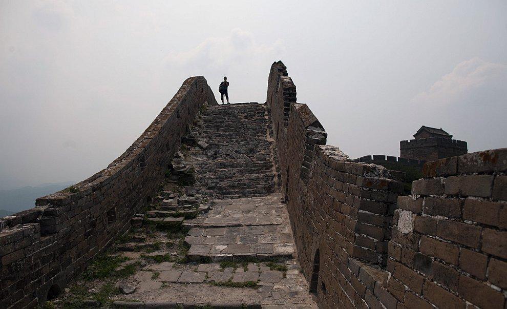 Великая китайская стена. Часть 2