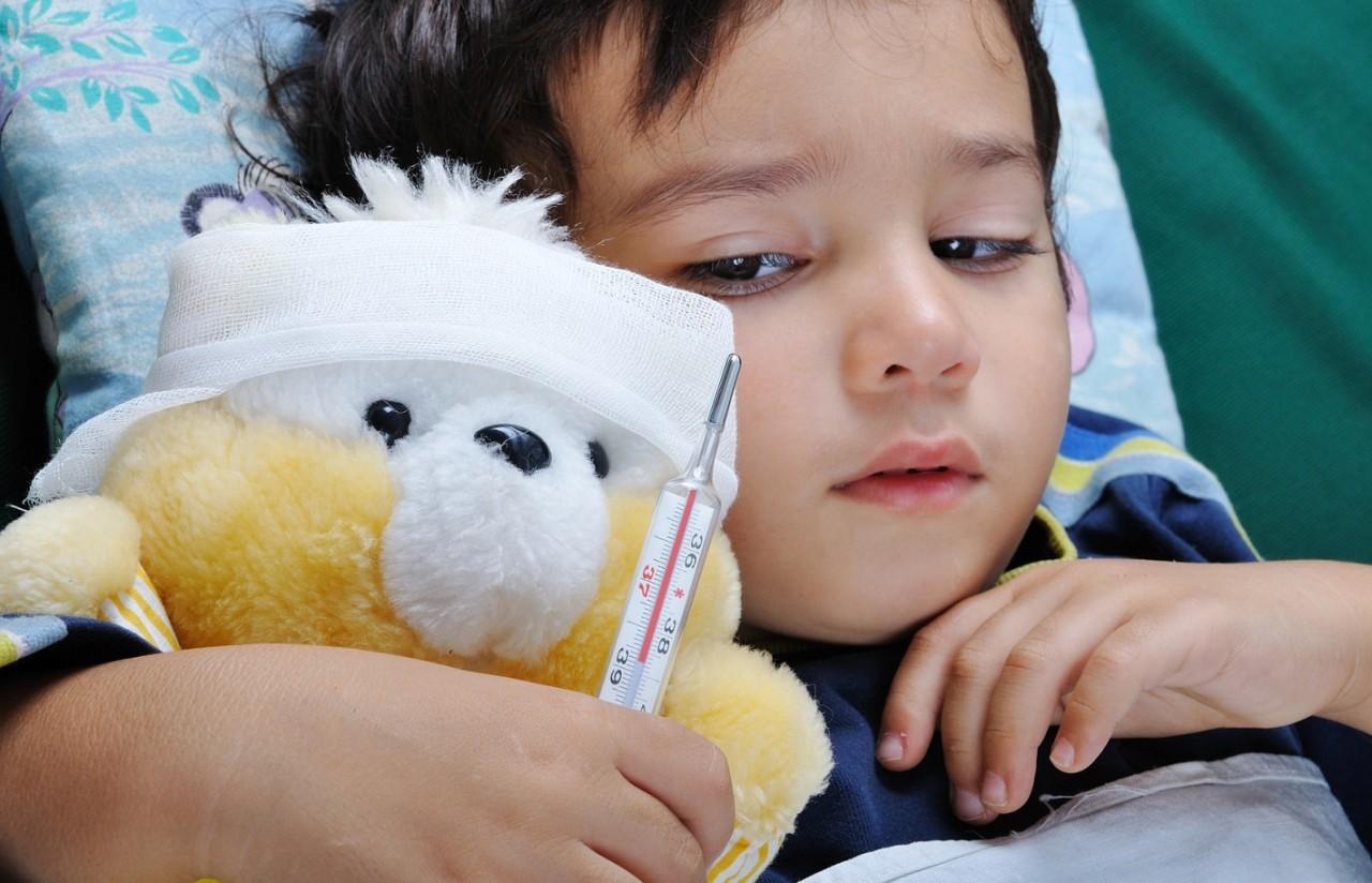 Заболел ребенок – «болеет» и мама
