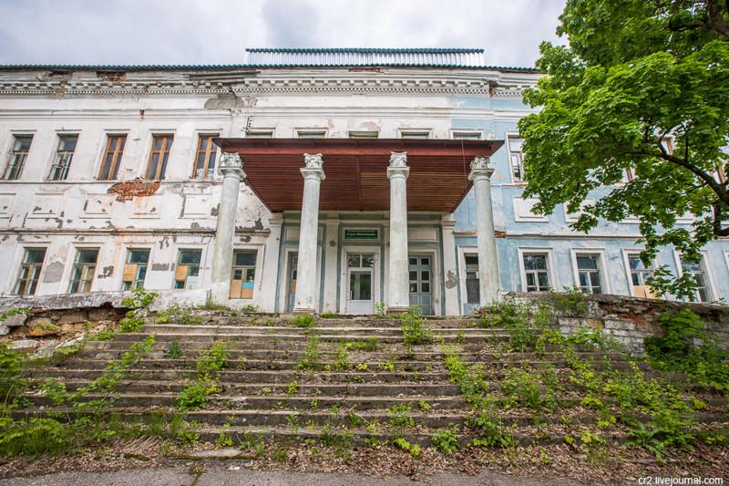 Гусь Железный - гнездо российского Дракулы путешествия, факты, фото