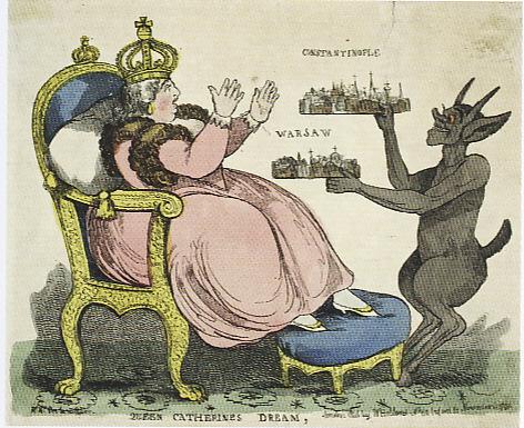 Карл Маркс - Англия сделала Россию в XVIII веке державой