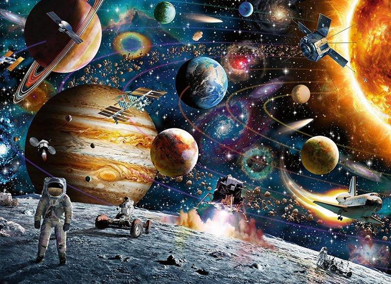 Странные и необъяснимые явления в нашей Солнечной системе