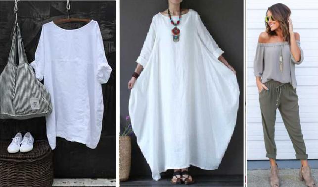 Шьем в стиле бохо - отличные примеры платьев и брюк