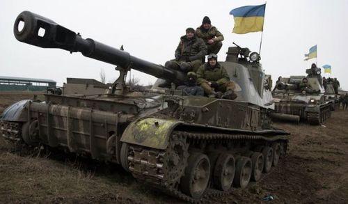 Военкор показал как может выглядеть прорыв ВСУ на Донбассе