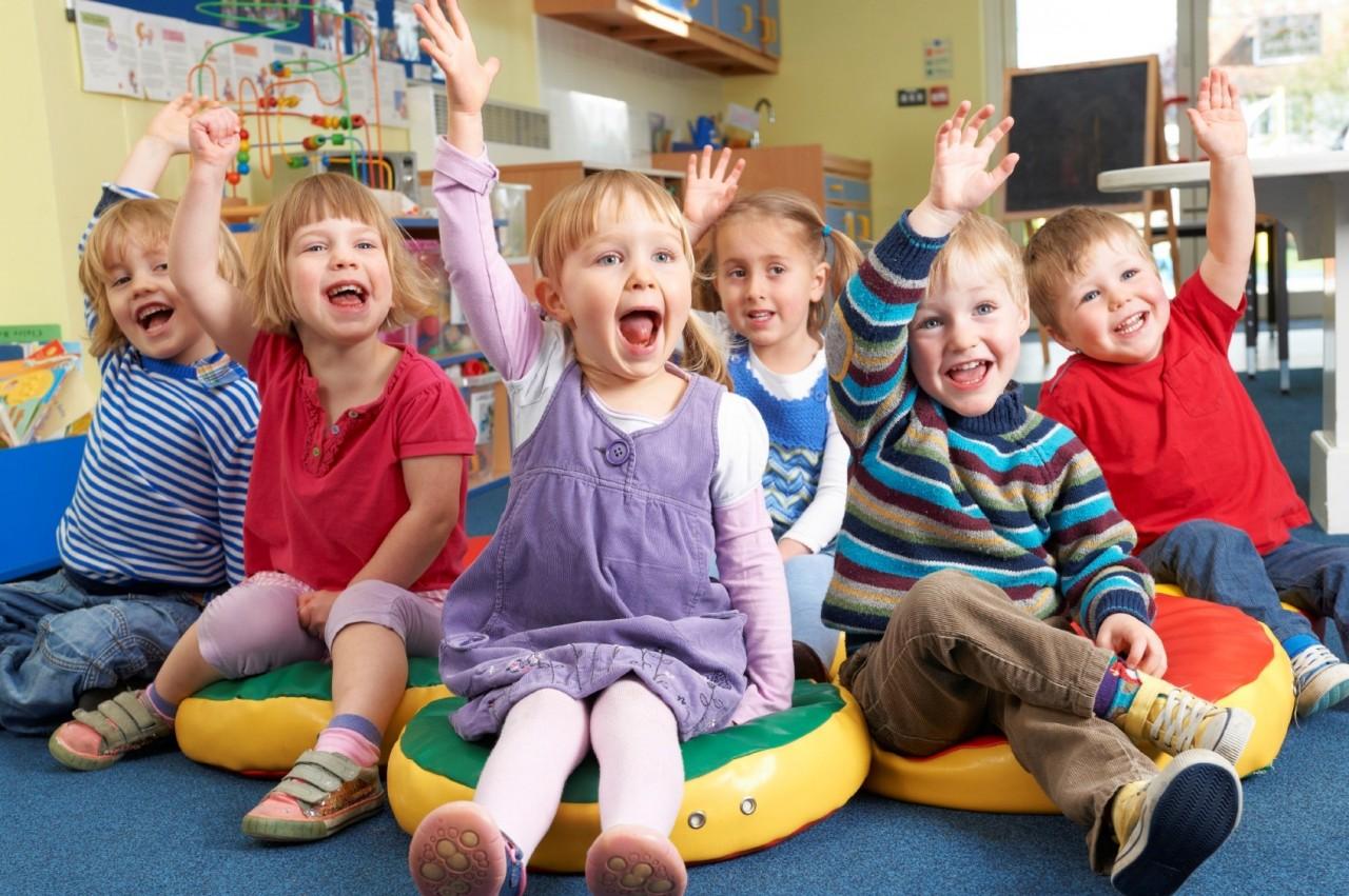 Период адаптации ребенка к детскому саду
