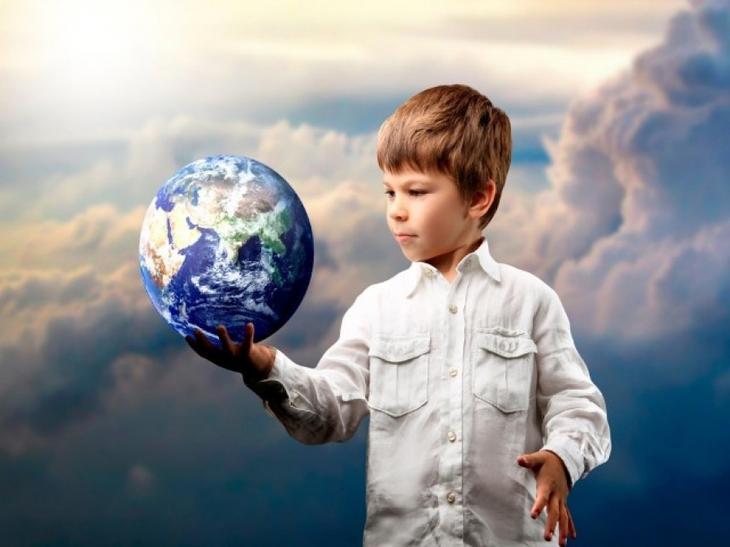 Дети индиго знают прошлое Земли
