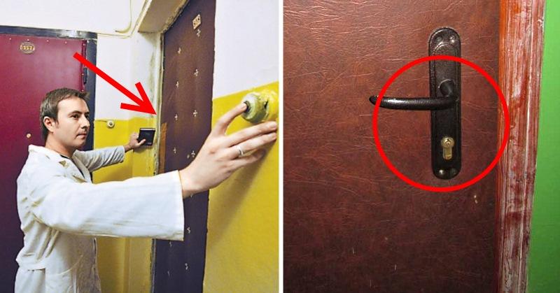 Вот почему двери квартир в СССР открывались внутрь, а не наружу!