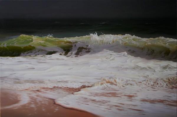 Море, картины художников