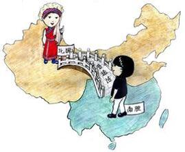Путунхуа – своего рода мост, объединивший север и юг Китая