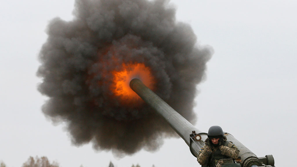 В ДНР сообщают об обстрелах трех населенных пунктов