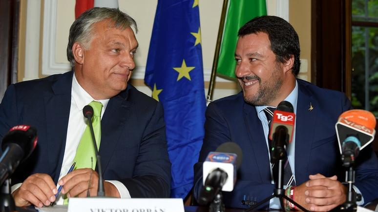 Contra Magazin: Италия объявила Евросоюзу войну, способную привести к его краху