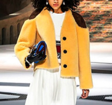 Louis Vuitton осень-зима 2018-2019 — необыкновенно реалистично и современно