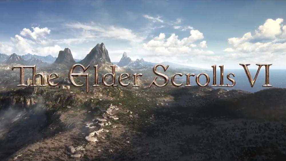 The Elder Scrolls VI существует