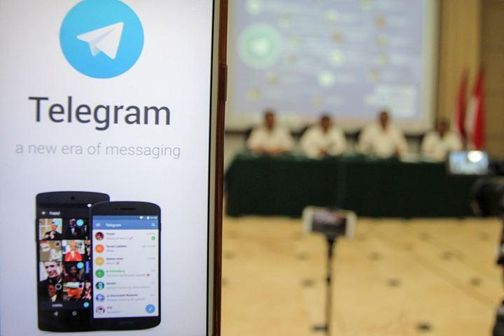 В работе мессенджера Telegram произошли сбои