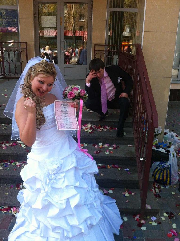 Современные свадьбы: новые традиции
