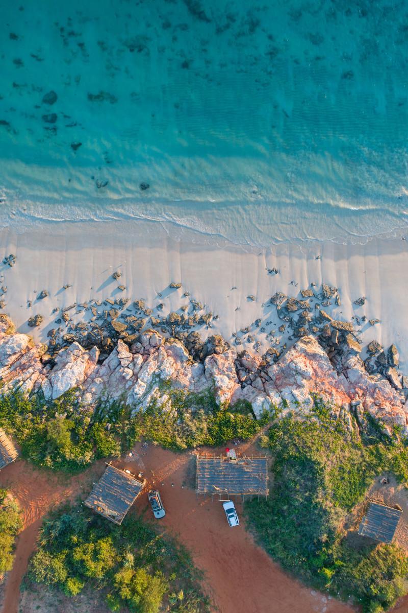 День на мысе Левек австралия, где зимой рай, зима, красота, мягкий климат, пейзажи, тепло, фото