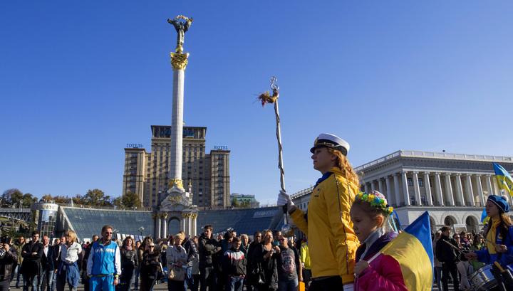 В Киеве будут маркировать российские товары
