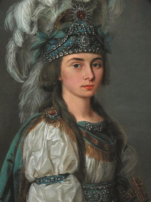 4 русские красавицы, оставившие свой след в истории