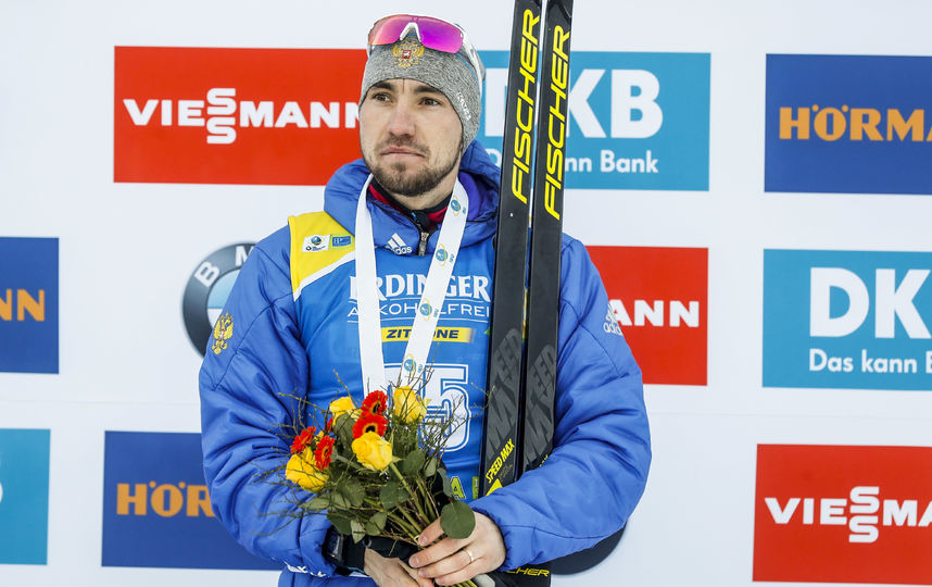 Биатлонист Логинов занял третье место на этапе Кубка мира