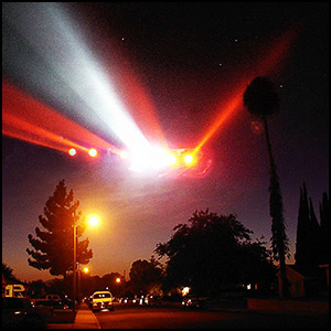 Власти скрывают контакты с пришельцами