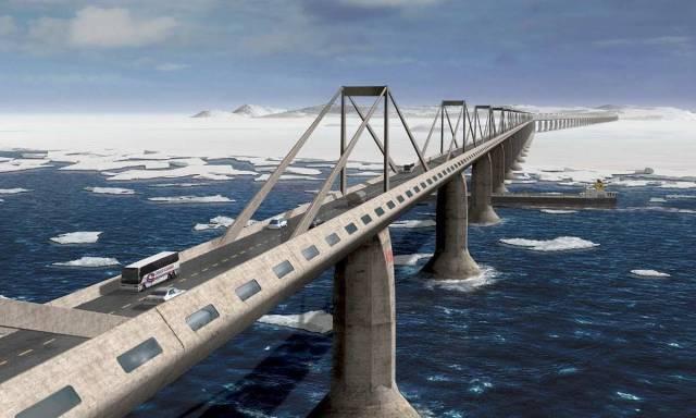 Мост на Сахалин: российские …