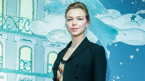 Образ дня: Таисия Вилкова в Christian Dior