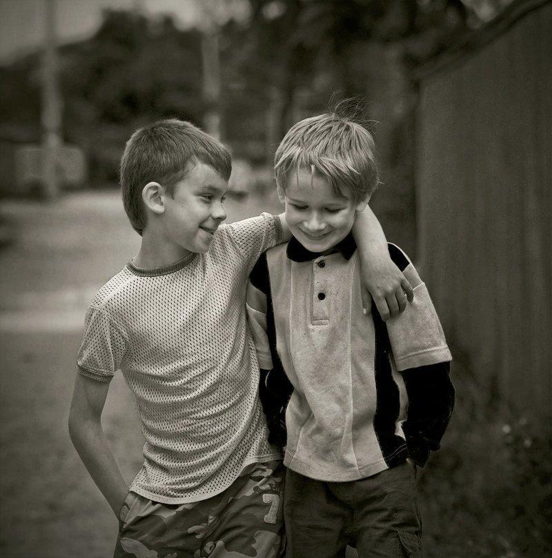 Общие правила дружбы