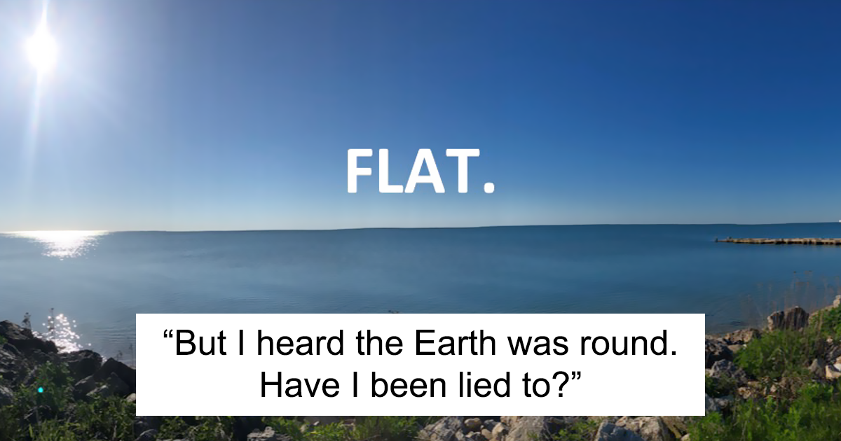 Guy Uses Lake Michigan To Prove That Earth Is Not Flat