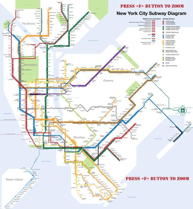 Собянин: метро Москвы сравняется по протяженности линий с метро Нью-Йорка