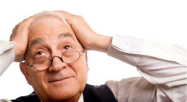 ХИЖИНА ЗДОРОВЬЯ. Старческое слабоумие