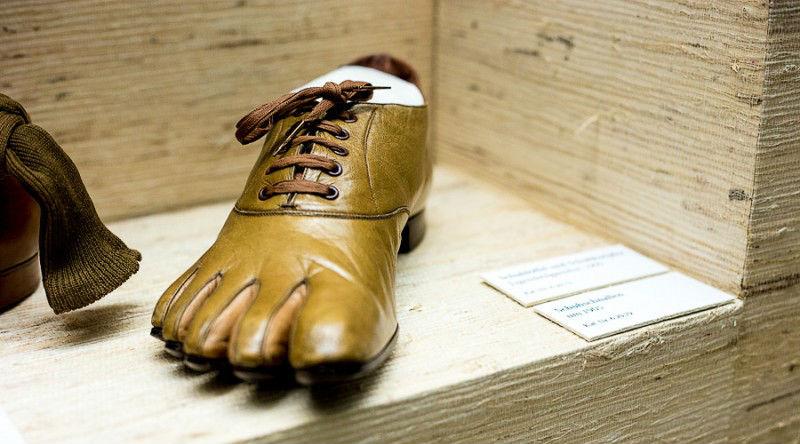 Самый богатый музей обуви в Европе
