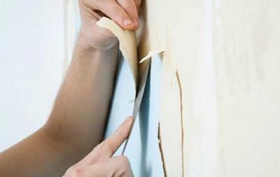 Ошибки отделки стен