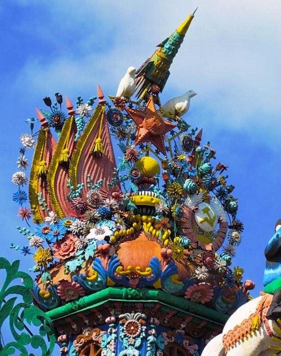 6 Необычный дом кузнеца Сергея Кириллова Необыкновенный дом кузнеца Кириллова