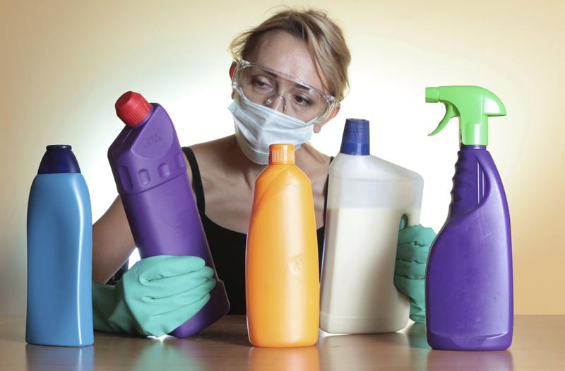 Белизна и уксусная кислота Белизна — популярное, недорогое средство, активно испо