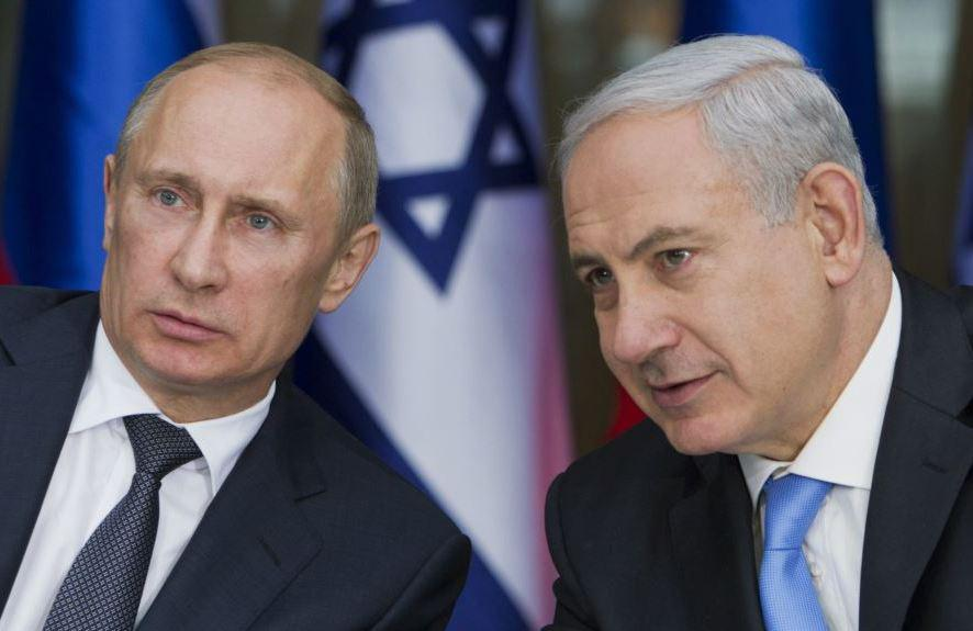 Встреча президентов Израиля …