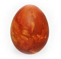 Мраморное яйцо