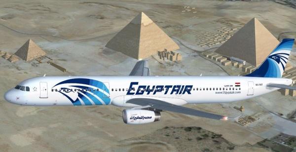 Компания Egypt Air определилась старифами наполеты изКаира вМоскву