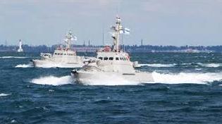 В Сети посмеялись над «невидимым» флотом Украины