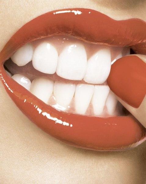 Oтбелить зубы и не нанести им вреда? Рецепт...