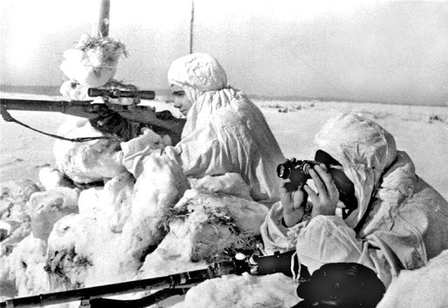 Какие негласные правила были у снайперов на Великой Отечественной
