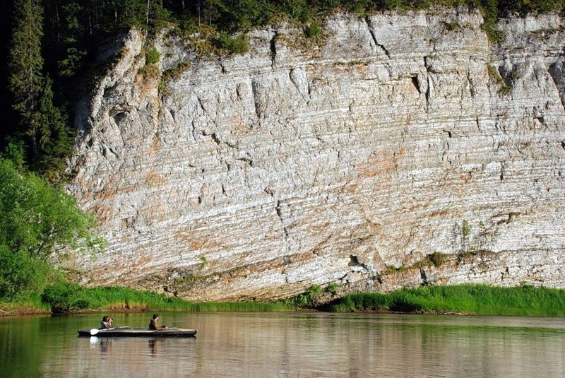 Завораживающая красота Усьвы (в Пермском крае) Усьва, река, россия, фото