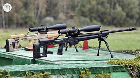 Претенциозная «Точность»: какой будет российская винтовка снайперской элиты